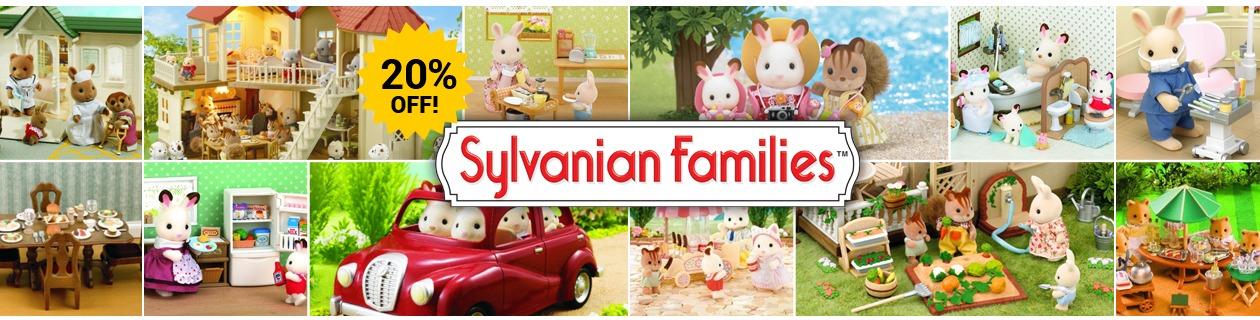 sylvanian sale