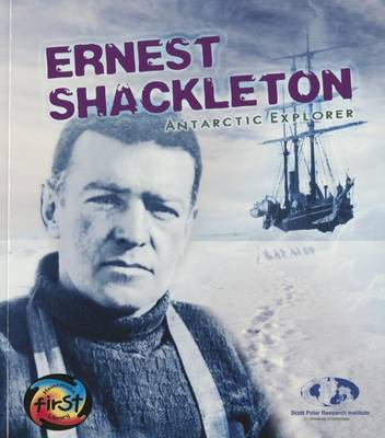 Ernest Shackleton by Evelyn Dowdeswell