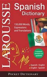 Larousse Pocket Dictionary Spanish-English/English-Spanish by LAROUSSE