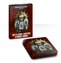 Warhammer 40,000 Battlezone: Empyric Storms Cards