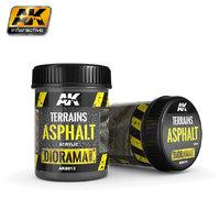 AK Acrylic Terrains Asphalt (250ml)