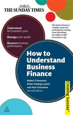 How to Understand Business Finance by Bob Cinnamon image