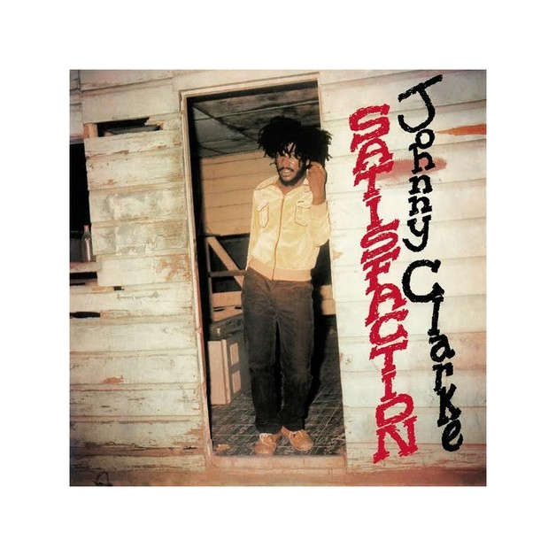 Satisfaction (LP) by Johnny Clarke