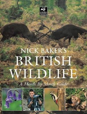 Nick Baker's British Wildlife by Nick Baker image