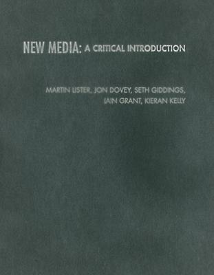 New Media by Martin Lister image