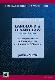 Landlord And Tenant Law by John McQueen image
