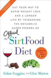 The Sirtfood Diet by Aidan Goggins