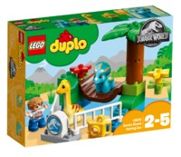 LEGO DUPLO - Gentle Giants Petting Zoo (10879)