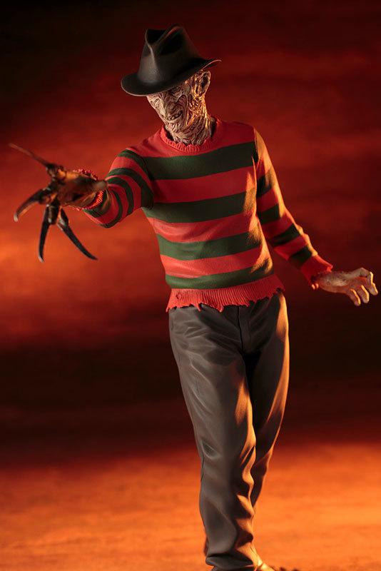 Nightmare on Elm Street: Freddy Kruger (Dream Master Ver.) - 1/6 Scale Artfx Figure