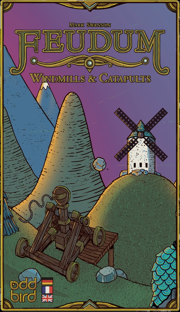 Feudum: Windmills & Catapults - Expansion image