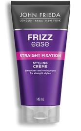 John Frieda - Frizz-Ease Straight Fixation Styling Crème (142ml)