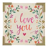 Natural Life: Corner Magnet - I Love You