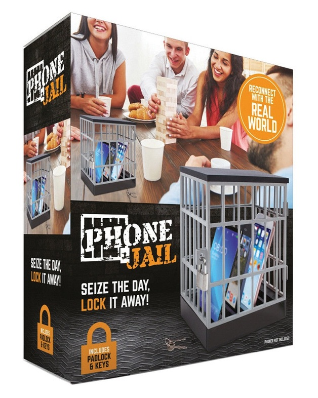 The Source - Mobile Phone Jail