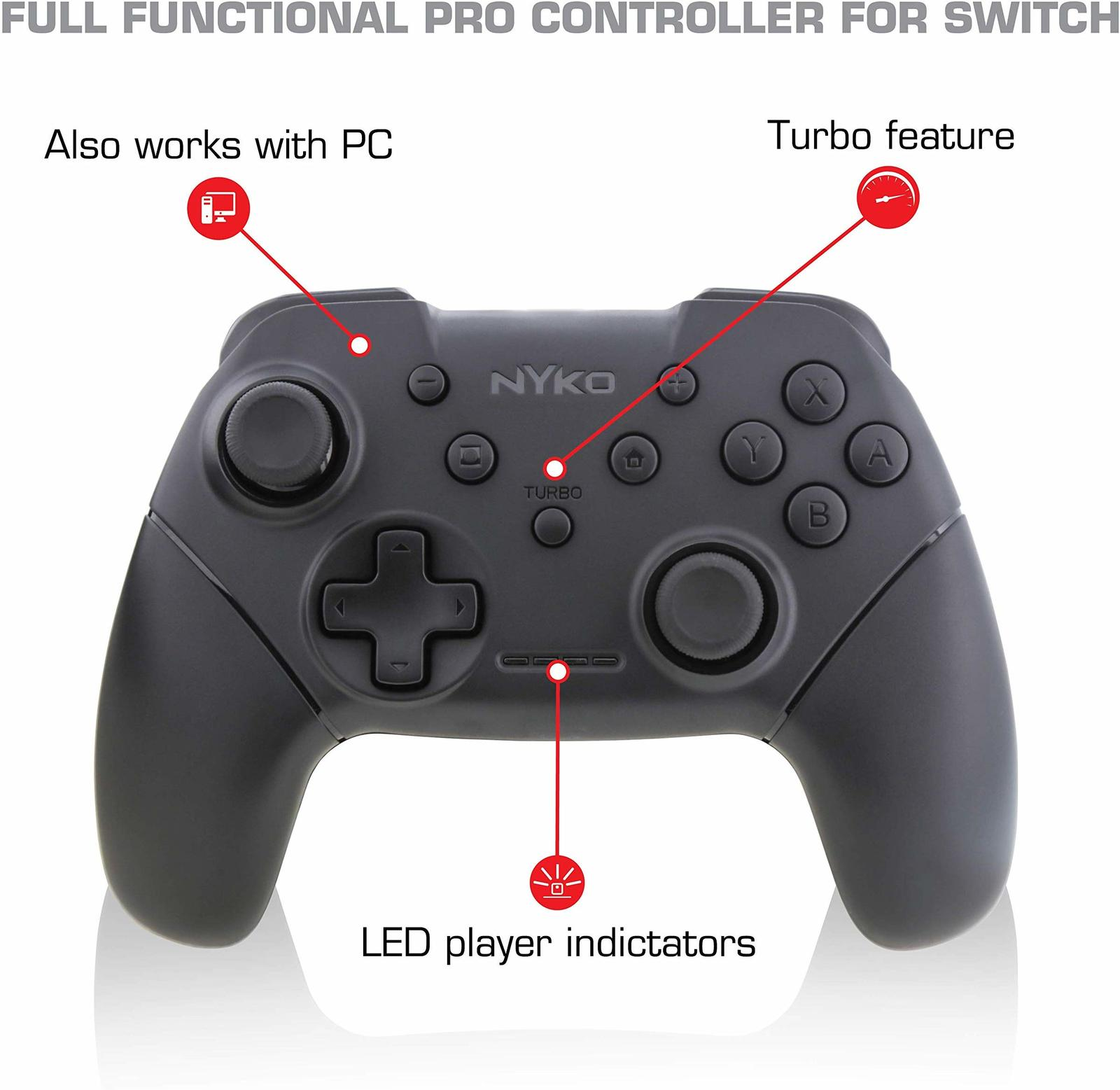 Nyko Switch Core Controller for Switch image