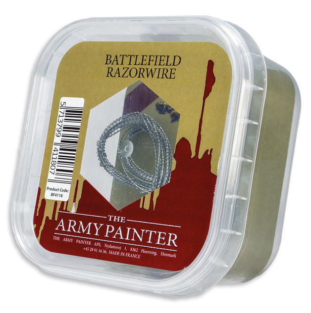 Army Painter: Basing - Battlefield Razorwire