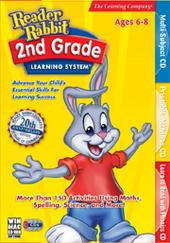 Reader Rabbit 2nd Grade Learning System for PC