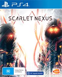 Scarlet Nexus for PS4