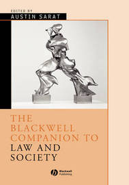 The Blackwell Companion to Law and Society image