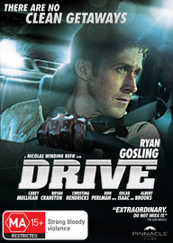 Drive on DVD