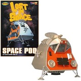 Lost in Space Space Pod 1:24 Model Kit - by Moebius
