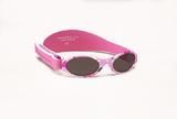 Banz Adventure Sunglasses - Camo Pink