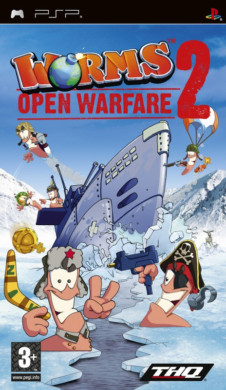 Worms: Open Warfare 2 (Essentials) for PSP