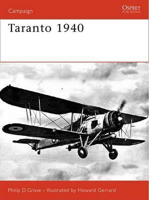Taranto 1940 by Philip D Grove