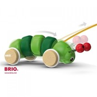 Brio - Pull Along Caterpillar