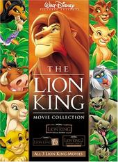 Lion King Trilogy, The on DVD
