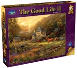 Holdson: 1000 Pce Puzzle - The Good Life S2 The Golden Valley