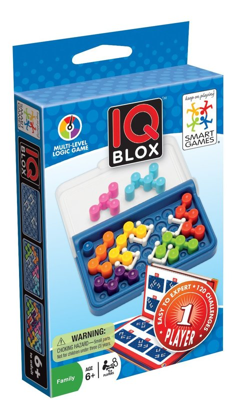 IQ Blox Logic Game
