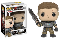 Gears of War - JD (Armored) Pop! Vinyl Figure