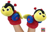 Buzzy Bee Puppet - 30 cm