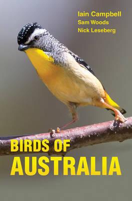 Birds of Australia by Iain Campbell