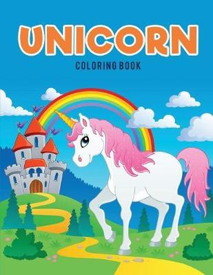 Unicorn Coloring Book by Coloring Pages for Kids