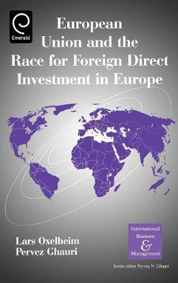 European Union and the Race for Foreign Direct Investment in Europe image