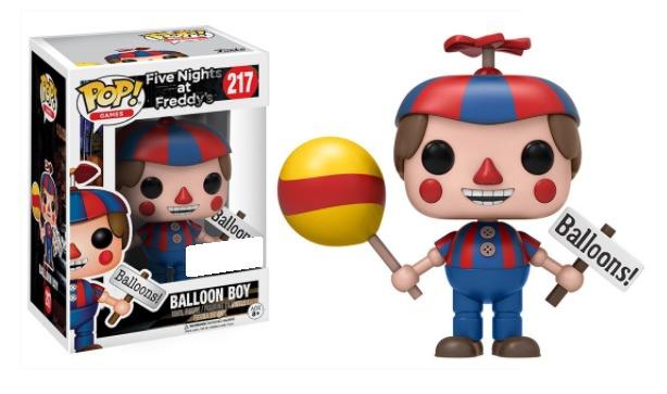 Five Nights at Freddy's - Balloon Boy Pop! Vinyl Figure