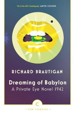 Dreaming of Babylon by Richard Brautigan image