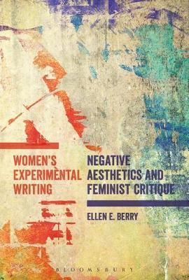 Women's Experimental Writing by Ellen E. Berry image