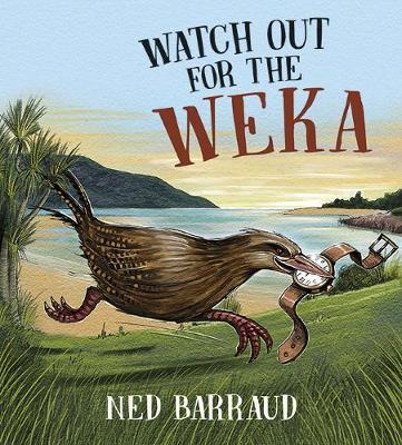 Watch Out for the Weka image