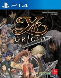 Ys Origin for PS4