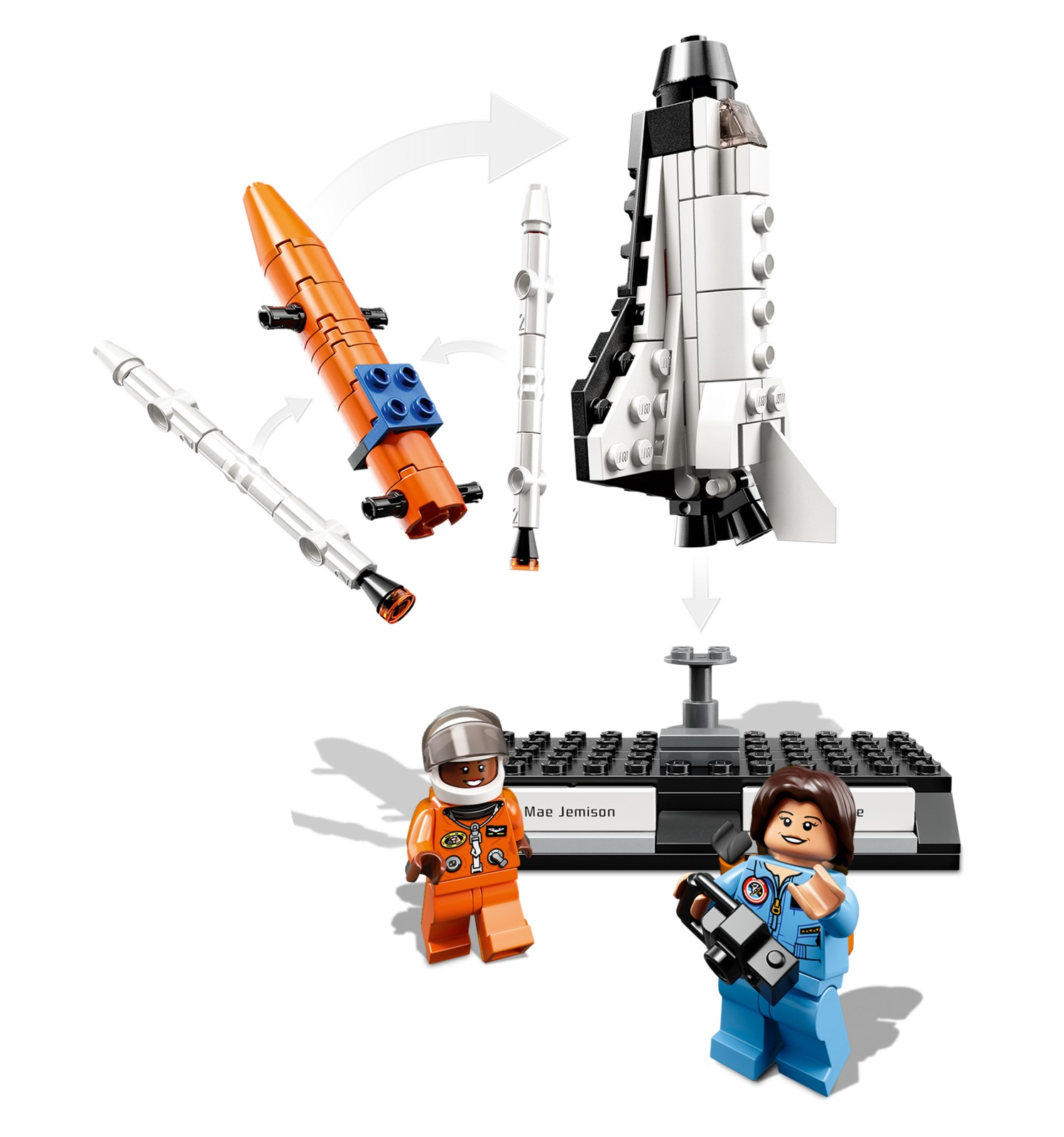 LEGO Ideas - Women of NASA (21312) image