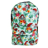 Loungefly Disney Ariel Sea AOP Backpack