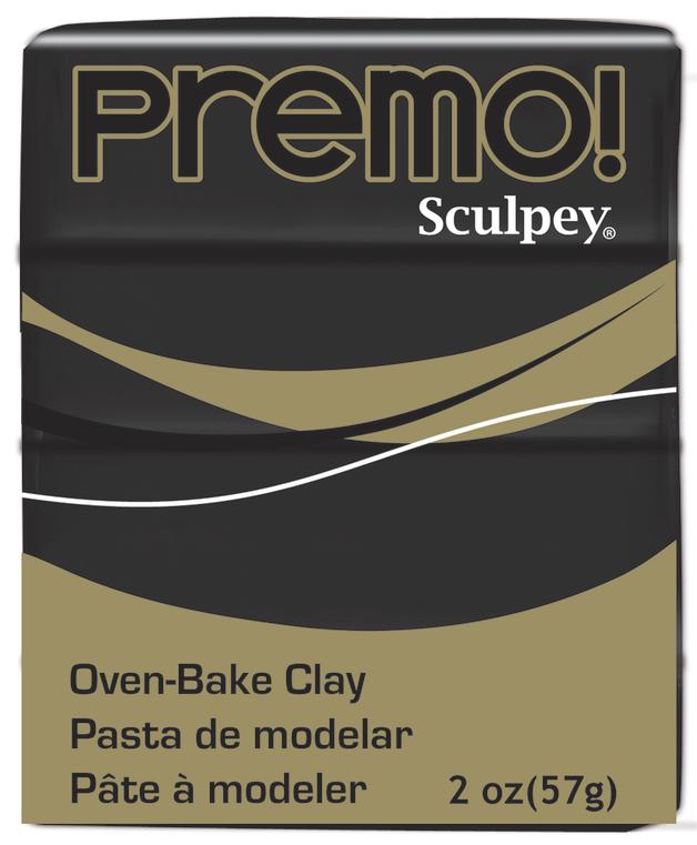 Sculpey Premo Black (57g)