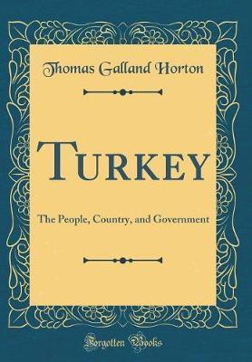 Turkey by Thomas Galland Horton image