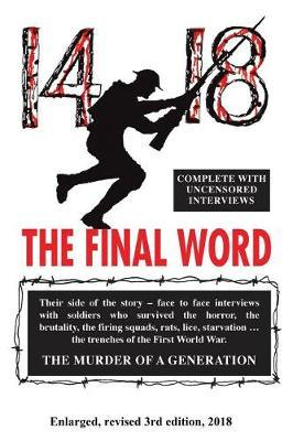 14-18 The Final Word by Terry Cunningham