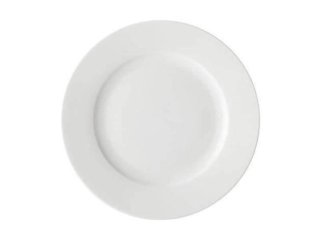 Maxwell & Williams White Basics Rim Dinner Plate