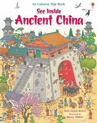 See Inside Ancient China by Rob Lloyd Jones image