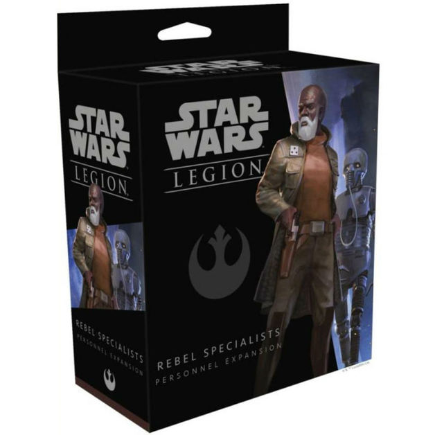 Star Wars Legion: Rebel Specialists - Unit Expansion