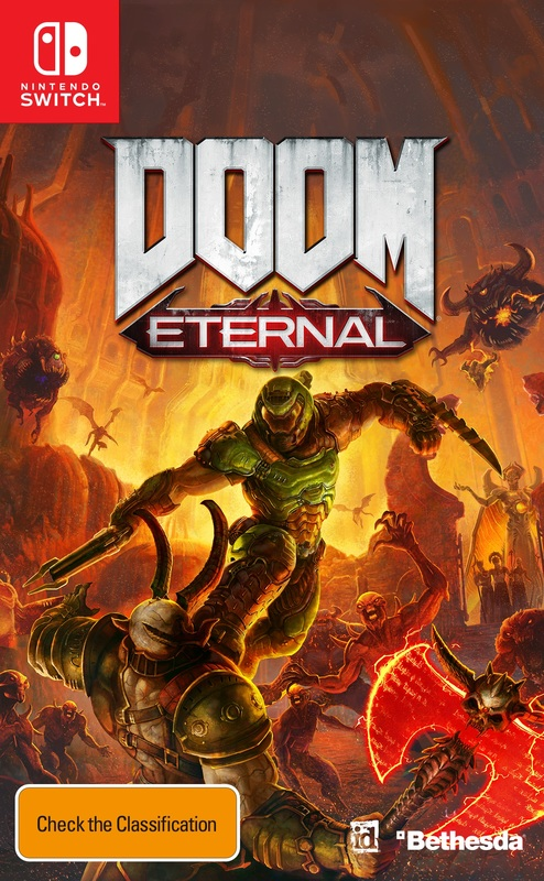 DOOM Eternal for Switch